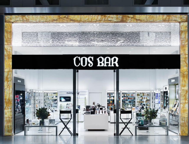 Cos Bar Storefront
